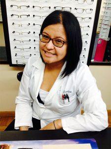 Dr. Mary Silvestre, O.D.